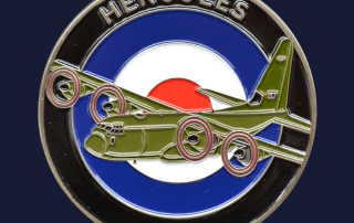 RAF100 Series - Club Coins UK - RAF - Hercules - VC10