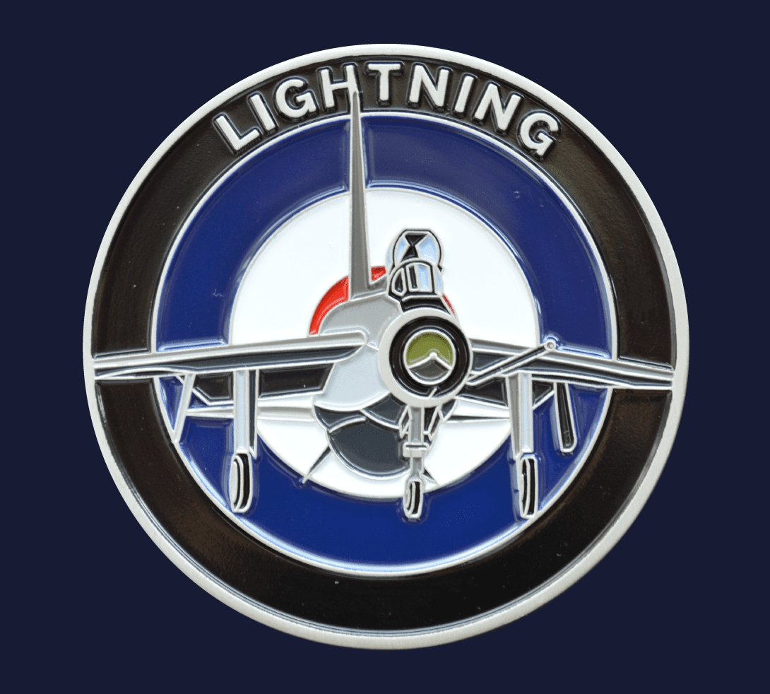 RAF100 - Lightning - Club Coins UK