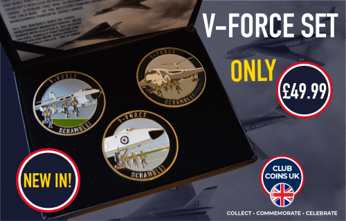 RAF V-Force Set