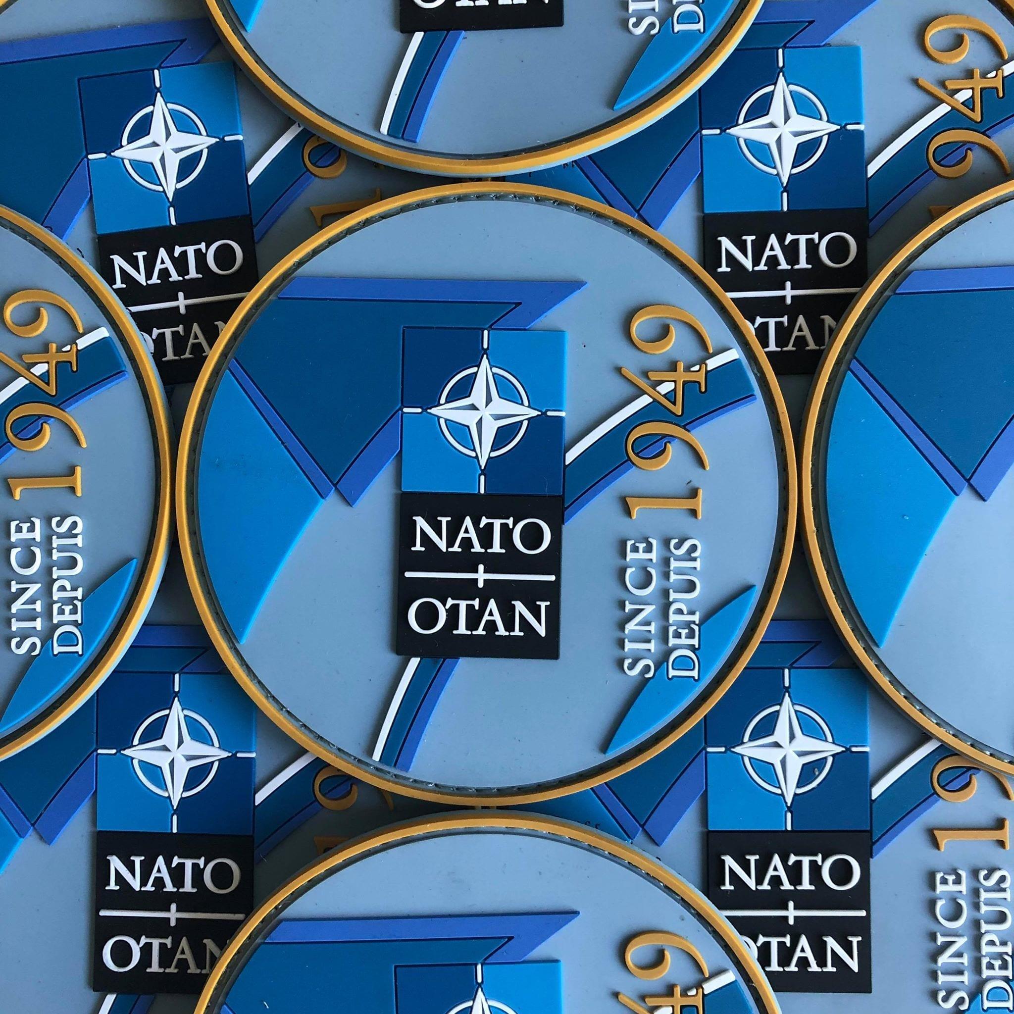 NATO70 Patch